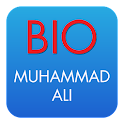 Muhammad Ali -A LIFE IN AN APP icon