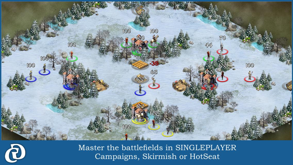 Medieval Battlefields BLACK- screenshot