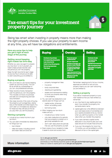 Download Your Property Investors Checklist