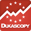 Dukascopy Europe Trader icon