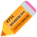 KPSS Ortaöğretim Çıkmş Sorular icon