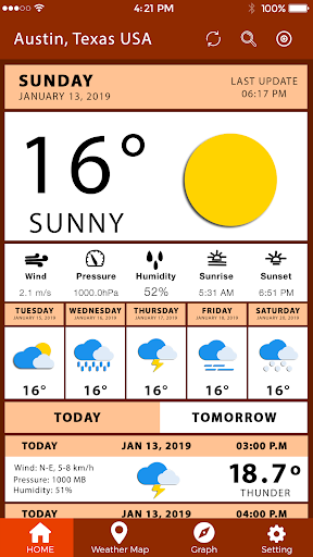Weather Tomorrow Weather Channel Todays Weather by Weather