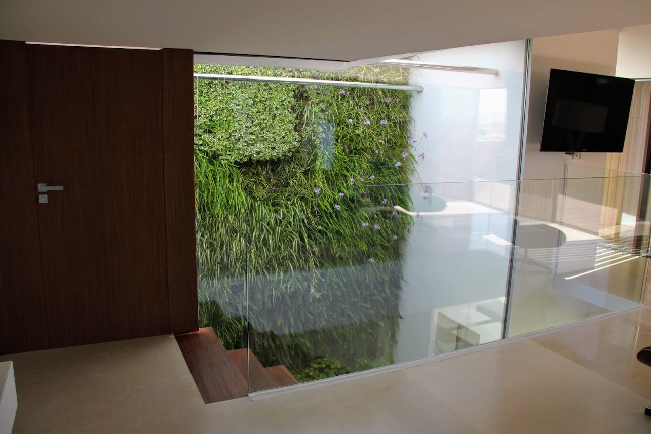 Jardín vertical Valencia