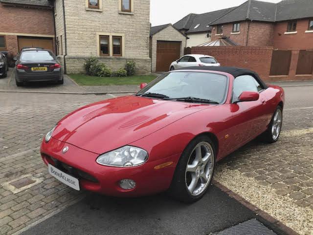 Jaguar Xkr Hire Southport