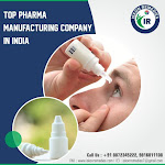Eye Drops Manufacturing Company in India - Iskon Remedies