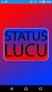 Status Lucu - náhled