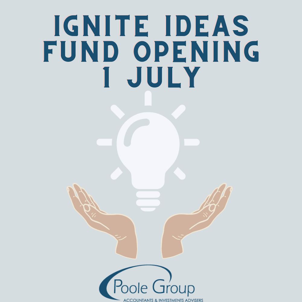 ignite ideas grant