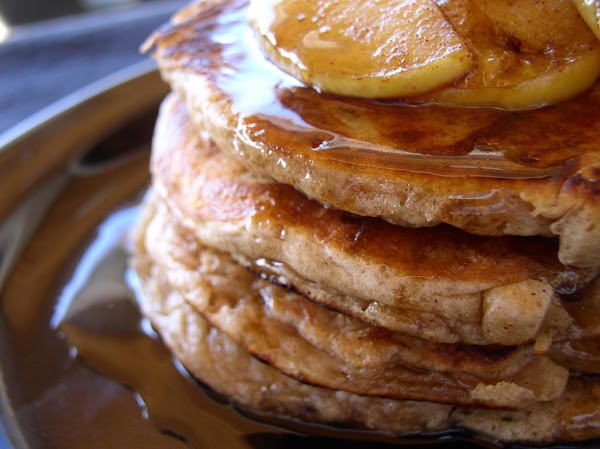 Apple Pancakes From The Townships(eastern Quebec) Recipe