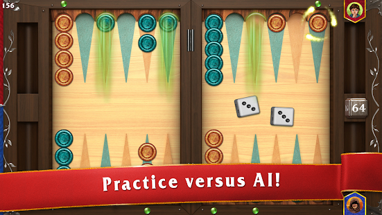 Backgammon Masters Screenshot