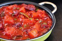 Red Beetroot Kurma