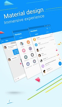 Handcent Next SMS(Free Messenger for texting, MMS)