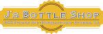 Logo for J's Bottle Shop