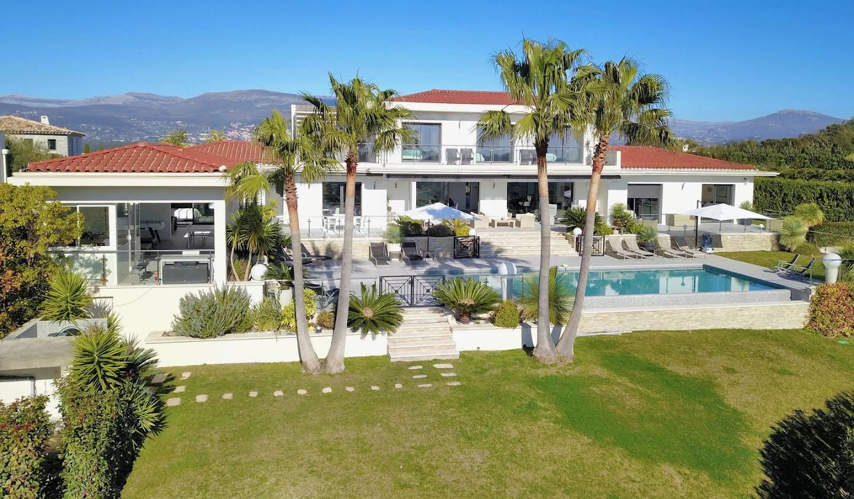 Villa avec piscine et terrasse Cannes