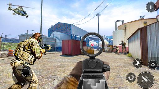 IGI Commando Gun Strike: Free Shooting Games 1.0 screenshots 8