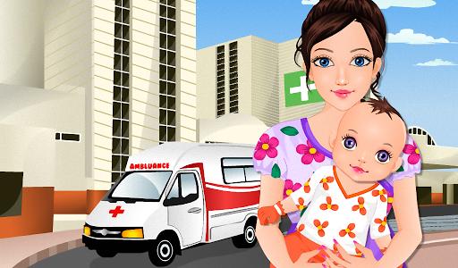 玩免費休閒APP|下載急救游戏的女孩 app不用錢|硬是要APP