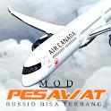 Mod Pesawat Bussid Bisa Terbang icon