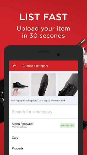 Carousell: Snap-Sell, Chat-Buy 2.103.303.245 screenshots 2