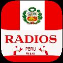 Radios del Peru - Peruvian Radio icon