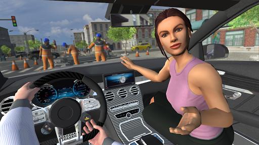 Car Simulator C63 1.70 screenshots 14
