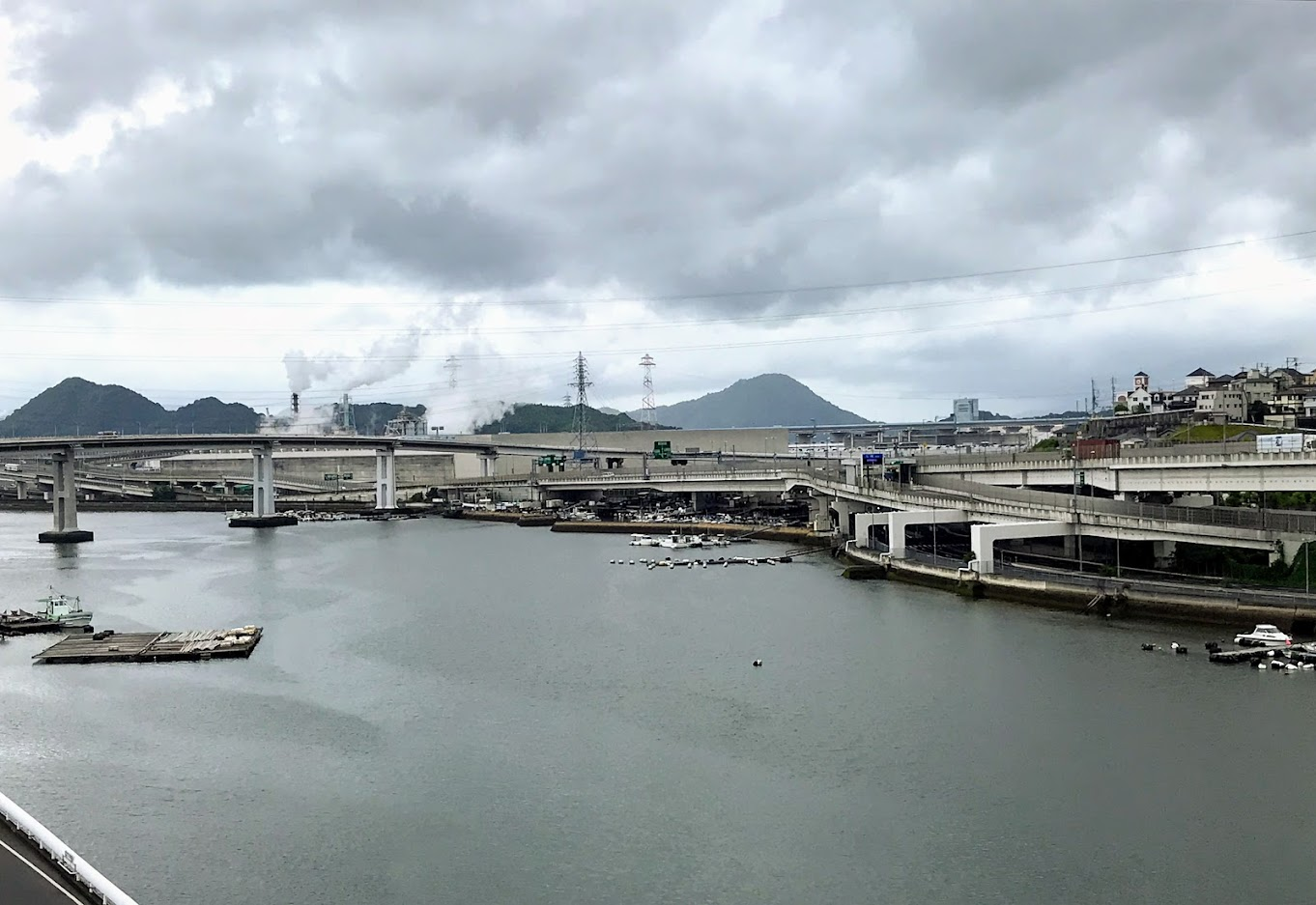 令和元年6月27日 梅雨の空