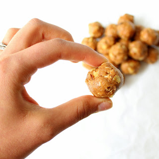 Oatmeal Raisin Energy Bites.