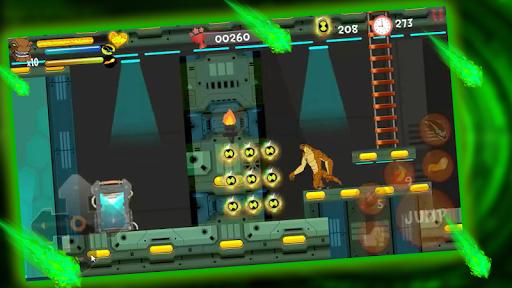 Alien War Force u2013 Protector Transform 1.0 APK MOD screenshots 2