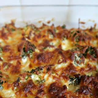 Keto Broccoli Casserole.