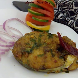 Ajwain Fish Fry Recipes
