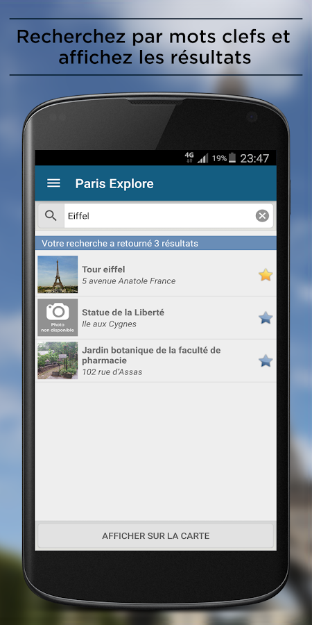 Paris Explore- screenshot