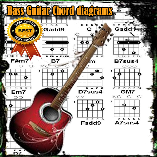 App Insights: Bass Guitar Chord diagrams | Apptopia