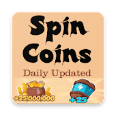 CM Free Coin & Spin Links New Icon