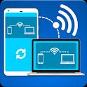 Portable Wifi File Transfer – Data Sharing icon