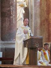 Photo: Was erregt des Bischofs Unmut?