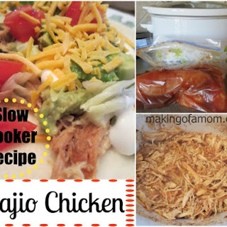 Slow Cooker Bajio Chicken