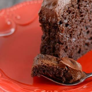 Best Ever Chocolate Bundt Cake.