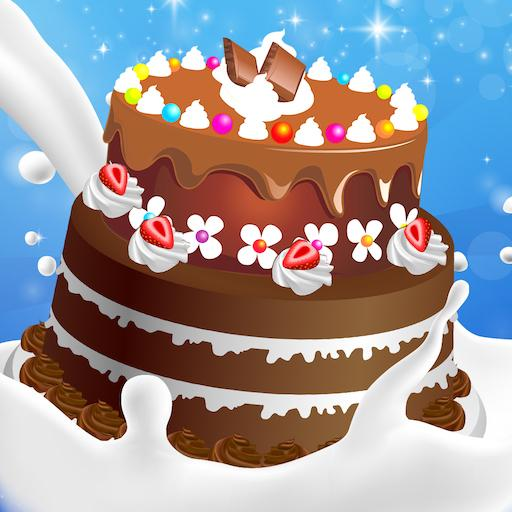 Phenomenal App Insights Birthday Cake Maker Bakery Chef Kids Cooking Games Funny Birthday Cards Online Eattedamsfinfo