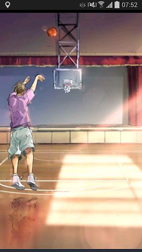 Anime Kuro Basket HD Wallpaper