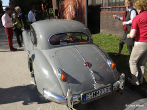 Photo: Jaguar XK 140
