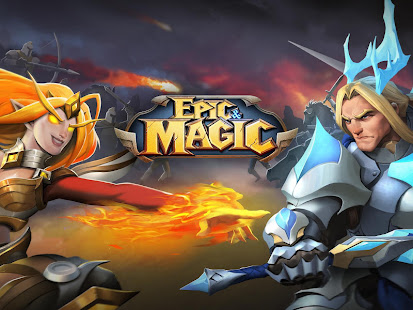 How to hack Epic & Magic for android free