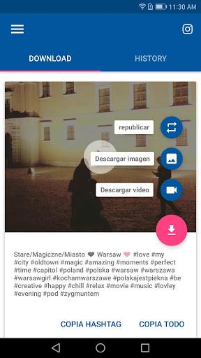 Video Downloader for Instagram screenshot 2