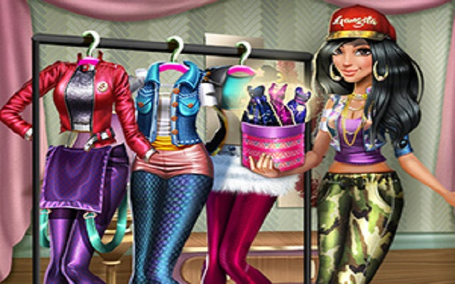 Tris Gangsta Dolly Dress Up H