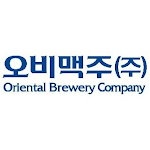Logo for Oriental Brewery Co., Ltd