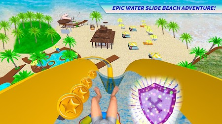 Water Slide Adventure VR APK screenshot thumbnail 2