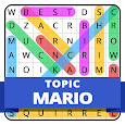 Word Search Topic For Mario