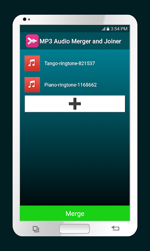 MP3 Audio Merger and Joiner 4.4 screenshots 2