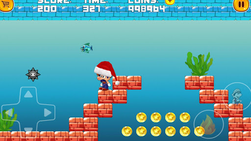 Super Jungle World - Super Jungle Boy 1.2.74320 screenshots 13