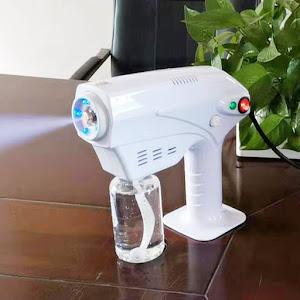 Pulverizator UV cu aburi pentru dezinfectarea suprafetelor