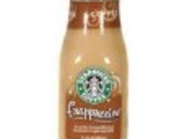 Starbucks Frappuccino (bottled Version) Recipe
