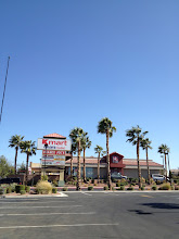 Photo: We've arrived at the shopping center! It's right next to a Trader Joe's, which I think is awesome.