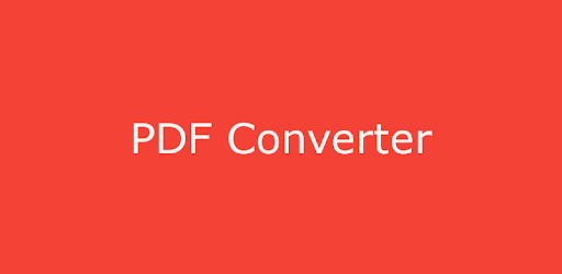 PDF Converter Apps für Android screenshot